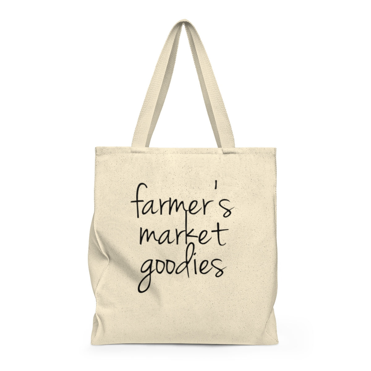 Farmer's Market Goodies Tote