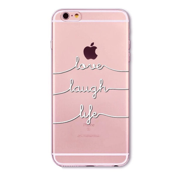 love laugh life case