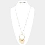 Gwen Necklace Ivory