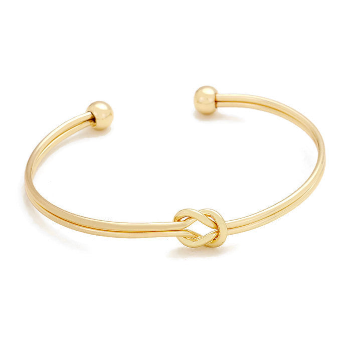 Friendship Knot Cuff
