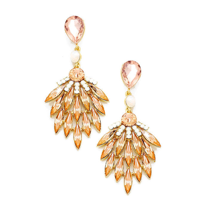 Hope Earring Blush