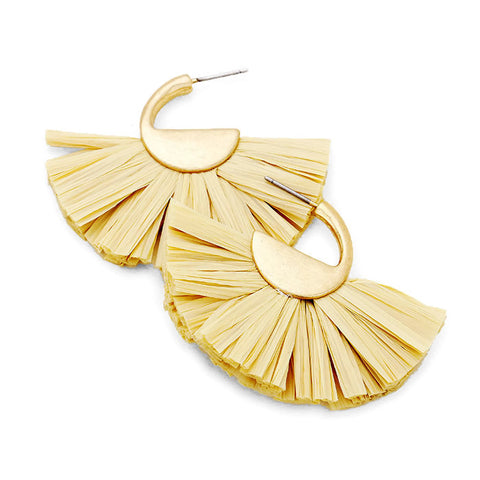 Irena Earring Natural