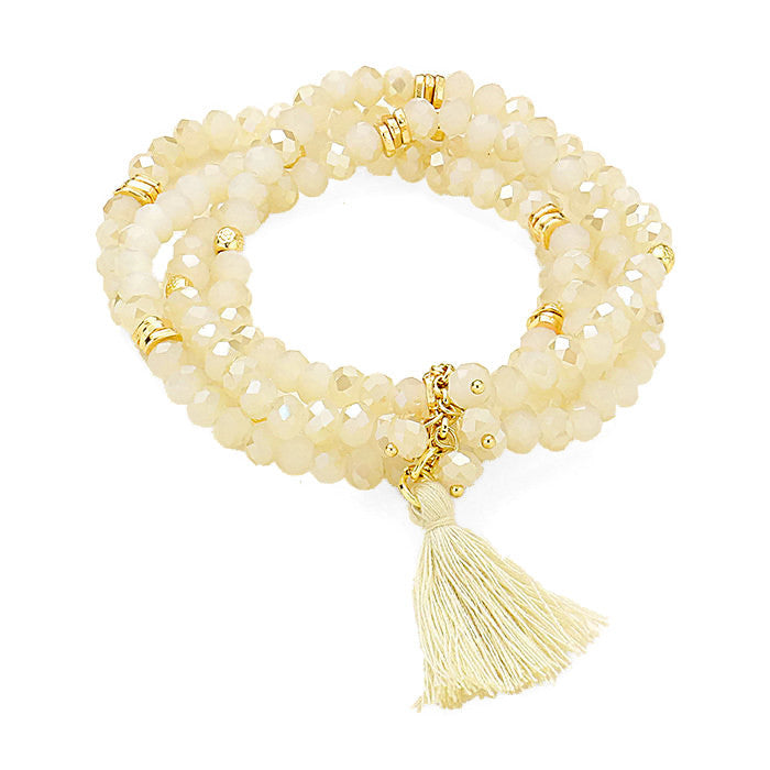 Weekend Bracelet Neutral / Gold