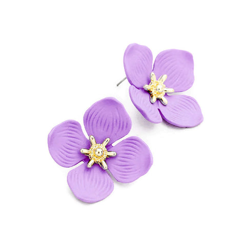 Bloom Stud Lavender
