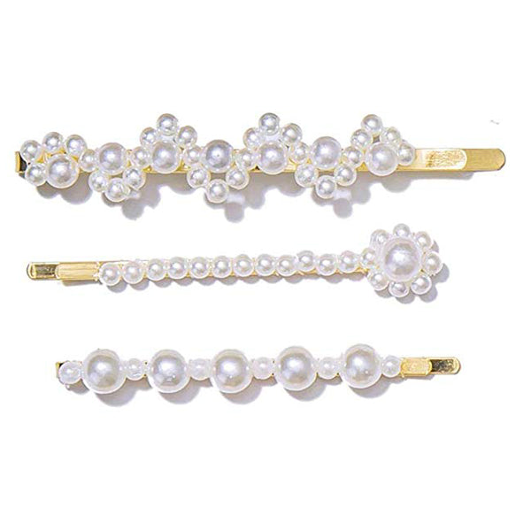 Mathilde Hair Clip Set
