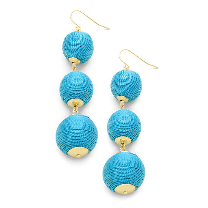 Soiree Earring Turquoise