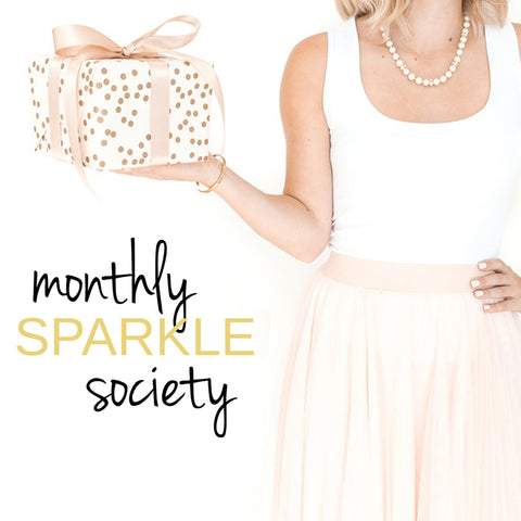 Monthly Sparkle Society