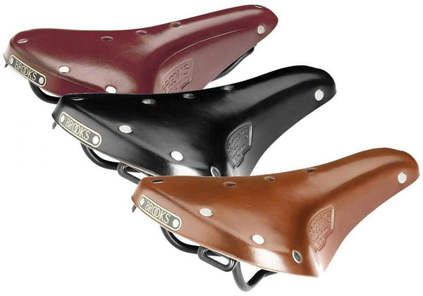 Brooks-saddle-B17