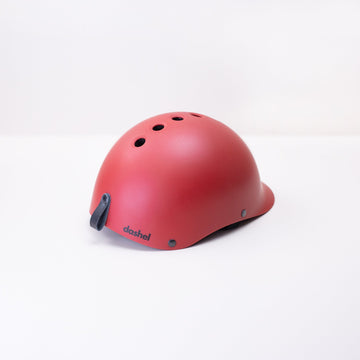 Dashel Helmet - Red