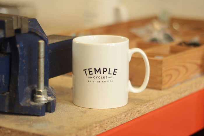Temple Workshop Mug