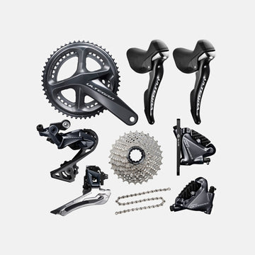 Shimano Ultegra Groupset and Hydraulic Disc Upgrade