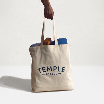 Temple Tote Shopper Bag