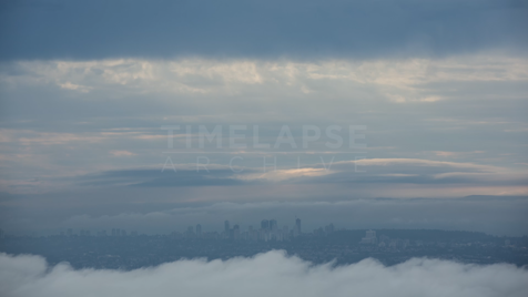 Time-lapse Vancouver: Burnaby Cloud Cover