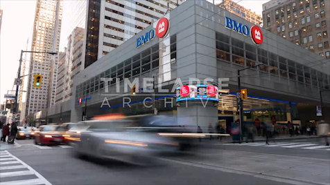Toronto: Bay & King Rush Hour 3