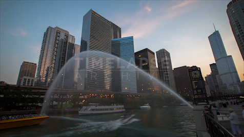 Chicago: Centennial Fountain