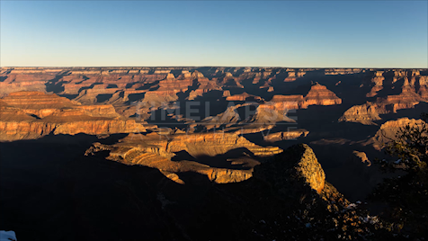 Time-Lapse Grand Canyon: Grandview Point Sunrise
