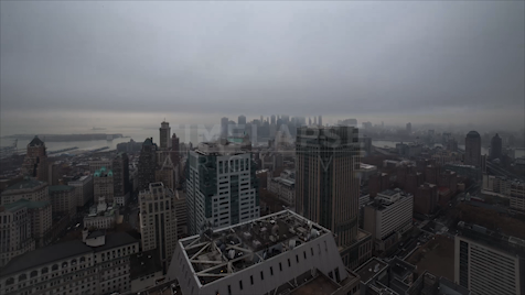 Time-lapse New York: Brooklyn To Manhattan