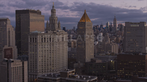 Time-lapse New York: Midtown From Financial District
