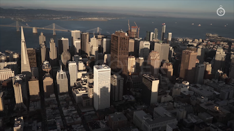 San Francisco: Aerial Day 32