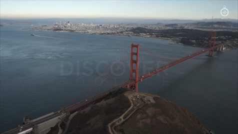 San Francisco: Aerial Day 50
