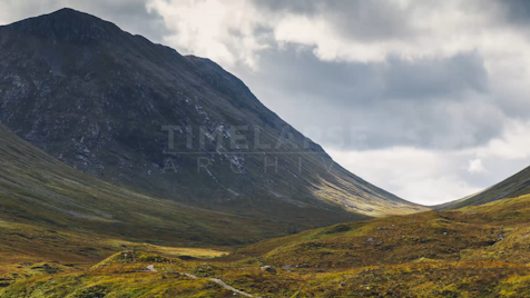 Time-lapse Scottish Highlands: Glen Coe Unnamed Mountain 1