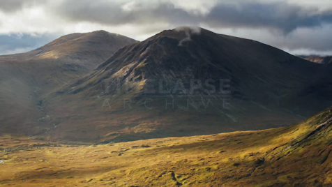 Time-Lapse Scottish Highlands: Glen Coe Unnamed Mountain 2