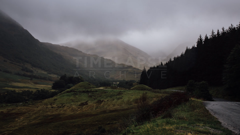 Scottish Highlands: Glen Nevis 1