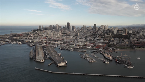 San Francisco: Aerial Day 54