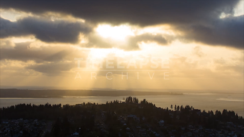 Time-lapse Oregon: Astoria Coast