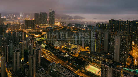 Time-lapse Hong Kong: Cityscape & Victoria Harbour