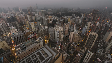 Time-lapse Hong Kong: Kowloon City Day To Night