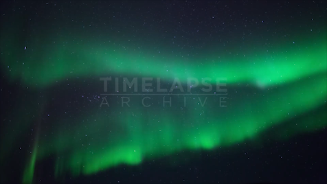 Time-lapse Northwest Territories: Aurora Sky