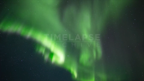 Northwest Territories: Aurora Starscape 3