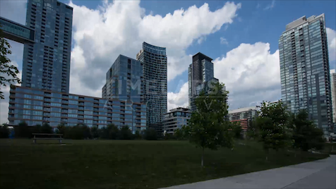 Time-lapse Toronto: Condo City