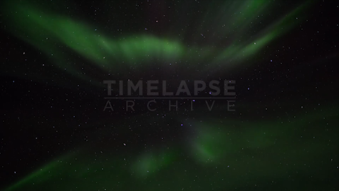 Time-lapse Northwest Territories: Aurora From Below