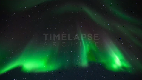 Time-lapse Northwest Territories: Aurora Milky Way