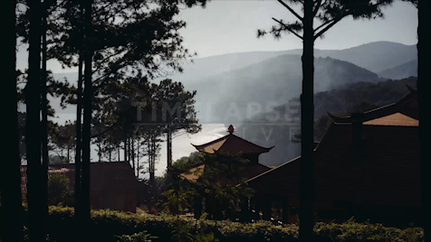 Time-lapse Da Lat: Central Highlands