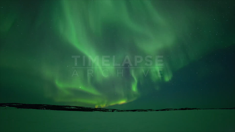 Northwest Territories: Aurora Big Sky