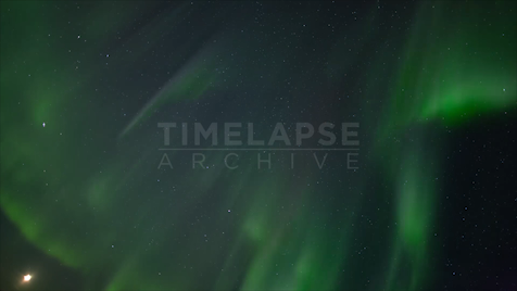 Time-lapse Northwest Territories: Aurora Starscape 4