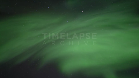 Time-lapse Northwest Territories: Aurora Diffuse