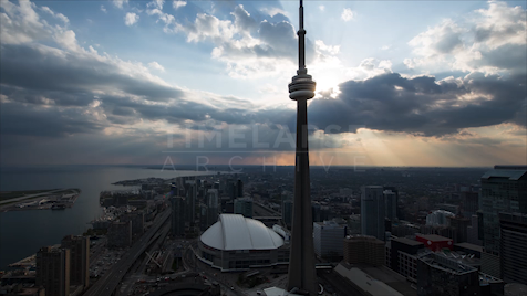 Time-lapse Toronto: Dome & Tower