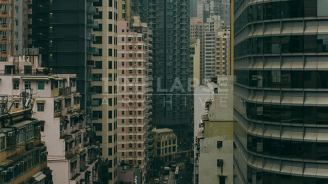 Time-lapse Hong Kong: Johnston Road Rooftop