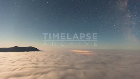 Time-Lapse Tofino: Lone Cone Cloud Cover 2