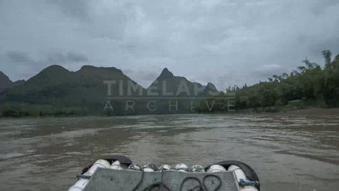 Time-lapse Guilin: Li River Hyperlapse