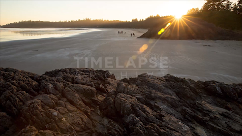 Time-Lapse Tofino: Long Beach Sunset