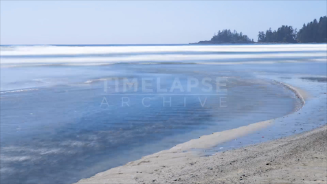 Time-Lapse Tofino: Pacific Coast Shoreline