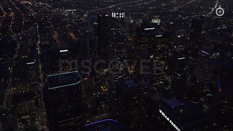 Los Angeles: Aerial Sunset 32