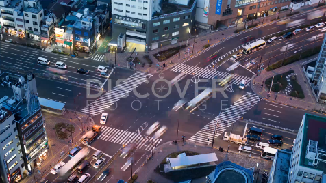Tokyo: Intersection 1