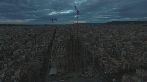 Barcelona: Aerial 2