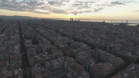 Barcelona: Aerial 5